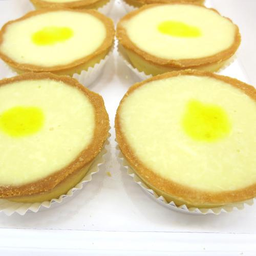All Egg White in Bean Curd Tarts (8pcs/box)