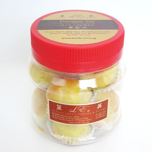 Pineapple Tarts - 10pcs Bottle