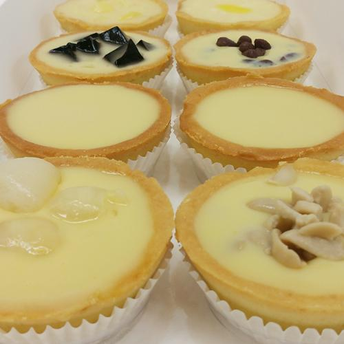 Mixed Bean Curd Tarts (8pcs/box)