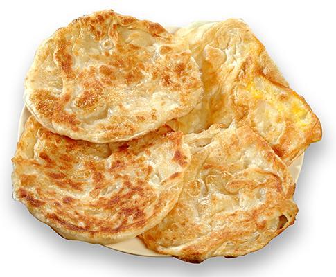 Plain Prata 无馅料印度煎饼