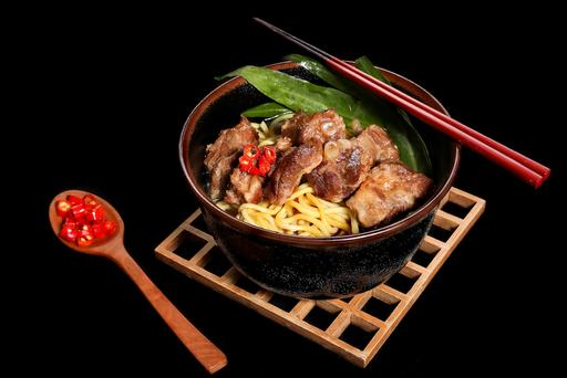 S21 - Pork Rib Noodle