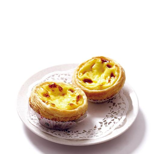 Portuguese Egg Tart 葡式蛋挞 (1pcs)
