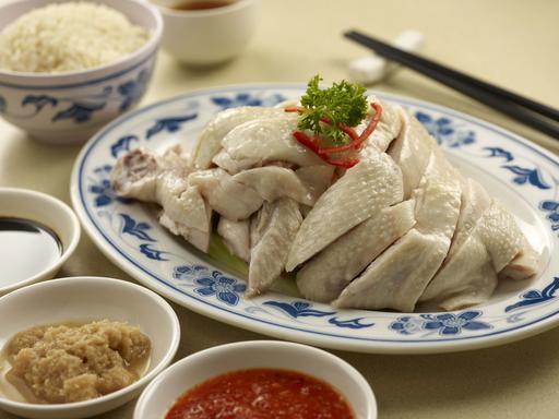 Pow Sing Chicken (鸡)