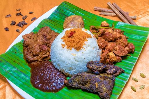 Power Nasi Sambal Goreng Beef Set