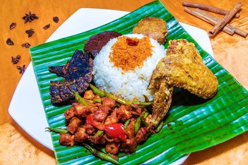Power Nasi Sambal Goreng Chicken Set
