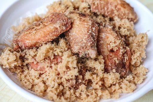 虾酱鸡 Prawn Paste Chicken