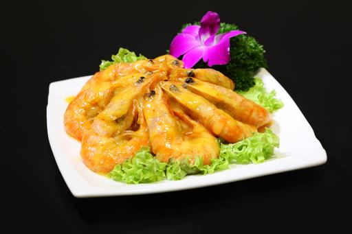 Prawn with Chef's Superior Sauce