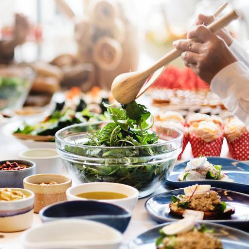 Premium Lunch/ Dinner (Minimum 20 pax)