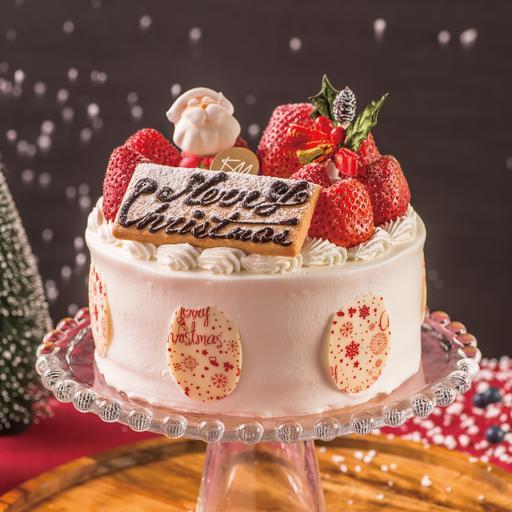 白金草莓聖誕|Premium Strawberry (限自取)12/14後開始取貨