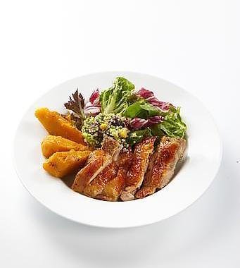 Quinoa Chicken (orp)