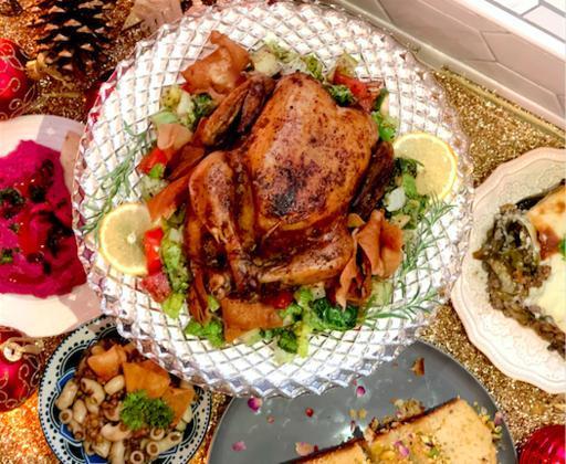 Rania's Grand Feast