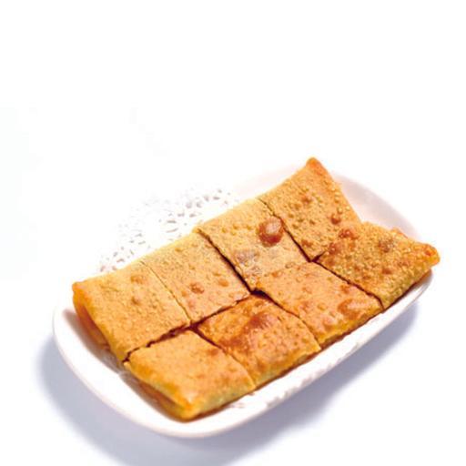 Red Bean Paste Pancake 豆沙锅饼
