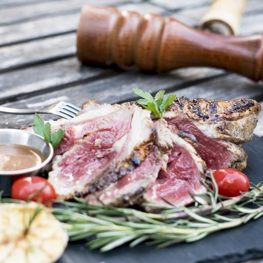 E3  香草澳洲燒㝝  Roast Aus Lamb Rump