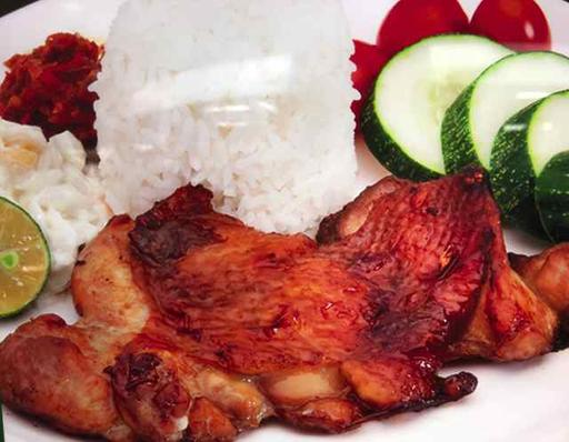 S18-Chicken Cutlet with White Rice