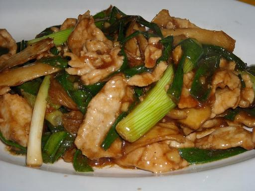 S1-Ginger Spring Onion Pork