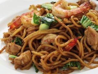 S1 - Pan Fried Noodle