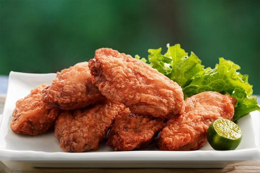 S1 -Prawn Paste Chicken Wing