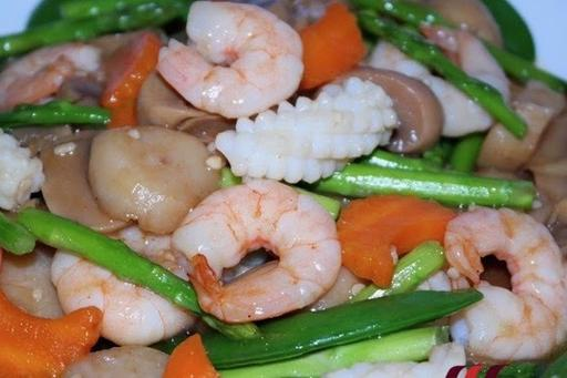 S1-Seafood Mixed Vegetable