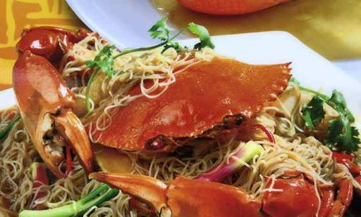 S24- Sri Lanka Crab Beehoon