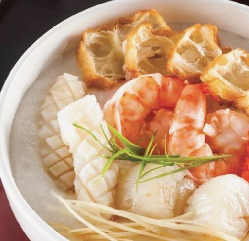 S24-Seafood Porridge