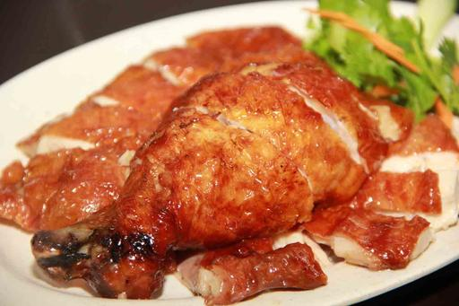 S3 - Roast Chicken/ Haninese Chicken(Half)