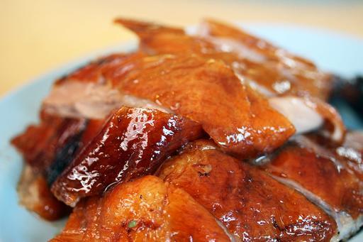 S3-Roast Duck ( Half )