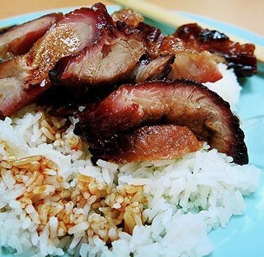 S3-Roast Sweet Charsiew Rice