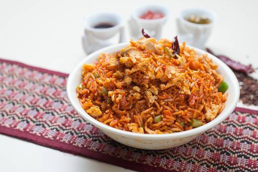 Szechwan Fried Rice (Egg)