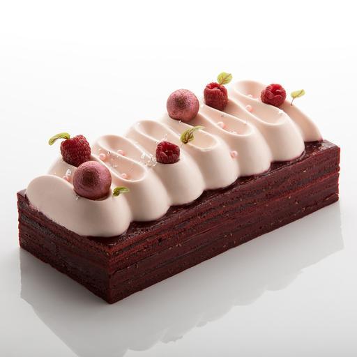 Sakura Rose Velvet Cake