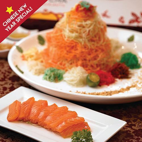 Salmon Yu Sheng (Small)