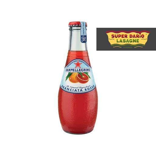 San Pellegrino Red Orange