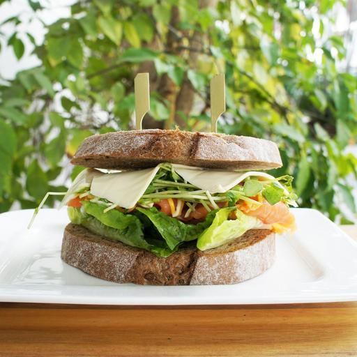Drips artisanal sourdough sandwiches