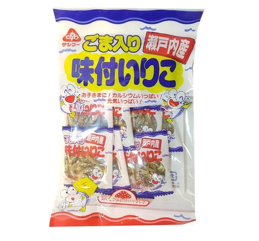 【Sanko】 芝麻小魚 Sanko small fish with sesame