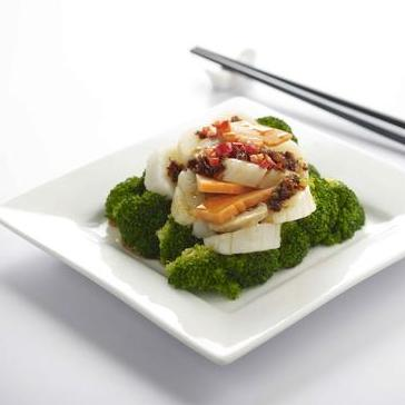 Scallop & Broccoli in XO Sauce (6-8人份)
