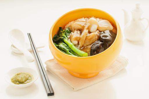Scallop and Crab Meat 带子蟹肉
