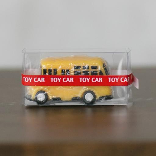 School Bus Candle (スクールバス)