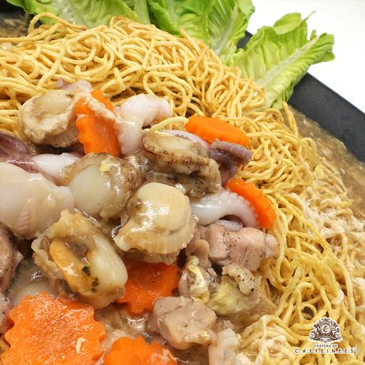 Seafood Cantonese Sang Mee