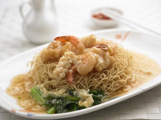 Crispy Noodle (生面)