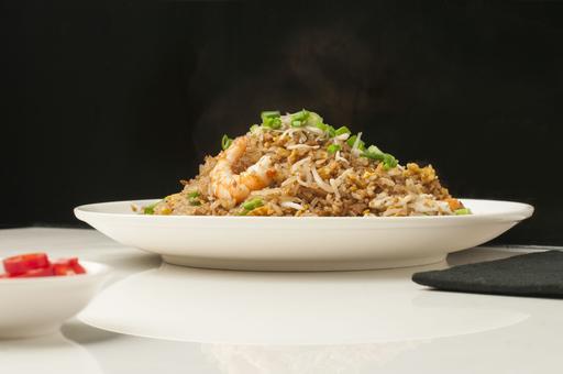Seafood Fried Rice 海鲜炒饭