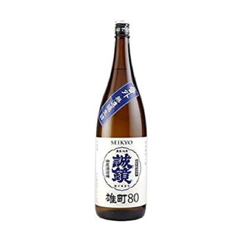 Seikyo Bangai Junmai Omachi Muroka Nama