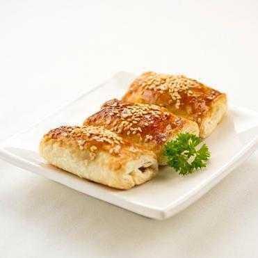 Sesame BBQ Pork Pastry (3pcs/set)