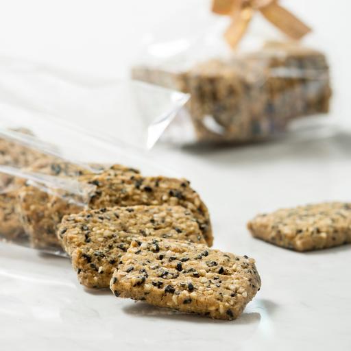 芝麻 Sesame Cookies