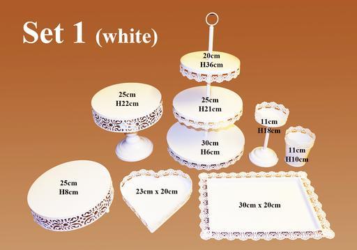 Set 1 (White)