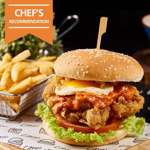 Shiok Burger