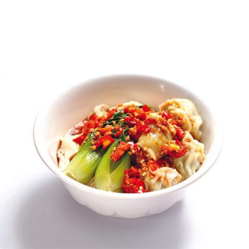 Sichuan Chilli Oil Wanton La Mian 红油抄手拉面