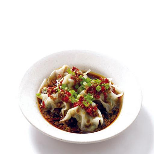 Sichuan Chilli Oil Wonton 四川红油抄手 (4 pcs)