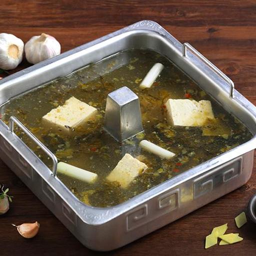 酸菜锅底 Sichuan Pickles hot pot