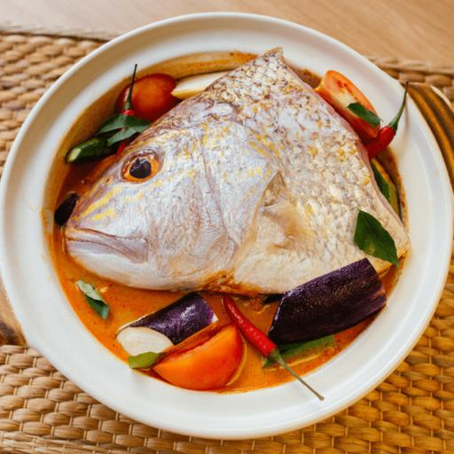 S36 - Signature Curry Fish Head