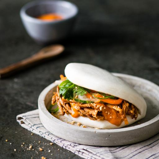 Signature Pulled Pork Bao