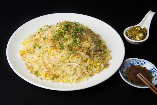Silver Fish Fried Rice 双银炒饭